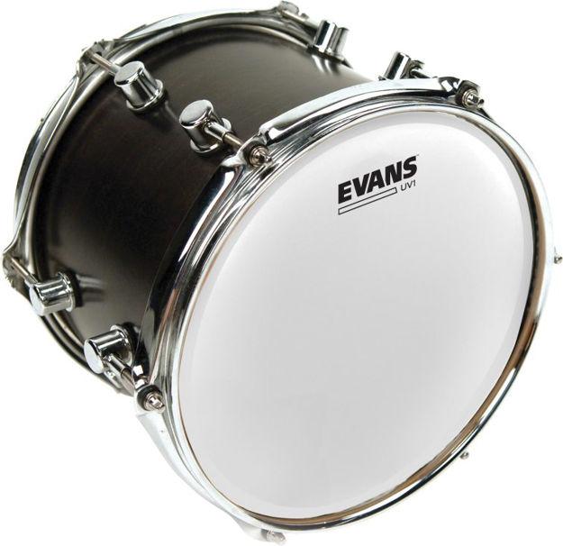 Evans UV1 Coated Drum Head, 18 Inch