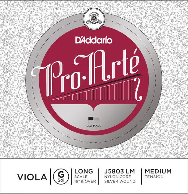 D'Addario Orchestral J5803LM
