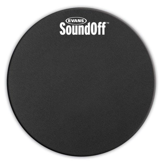 SoundOff by Evans Drum Mute, 12 Inch