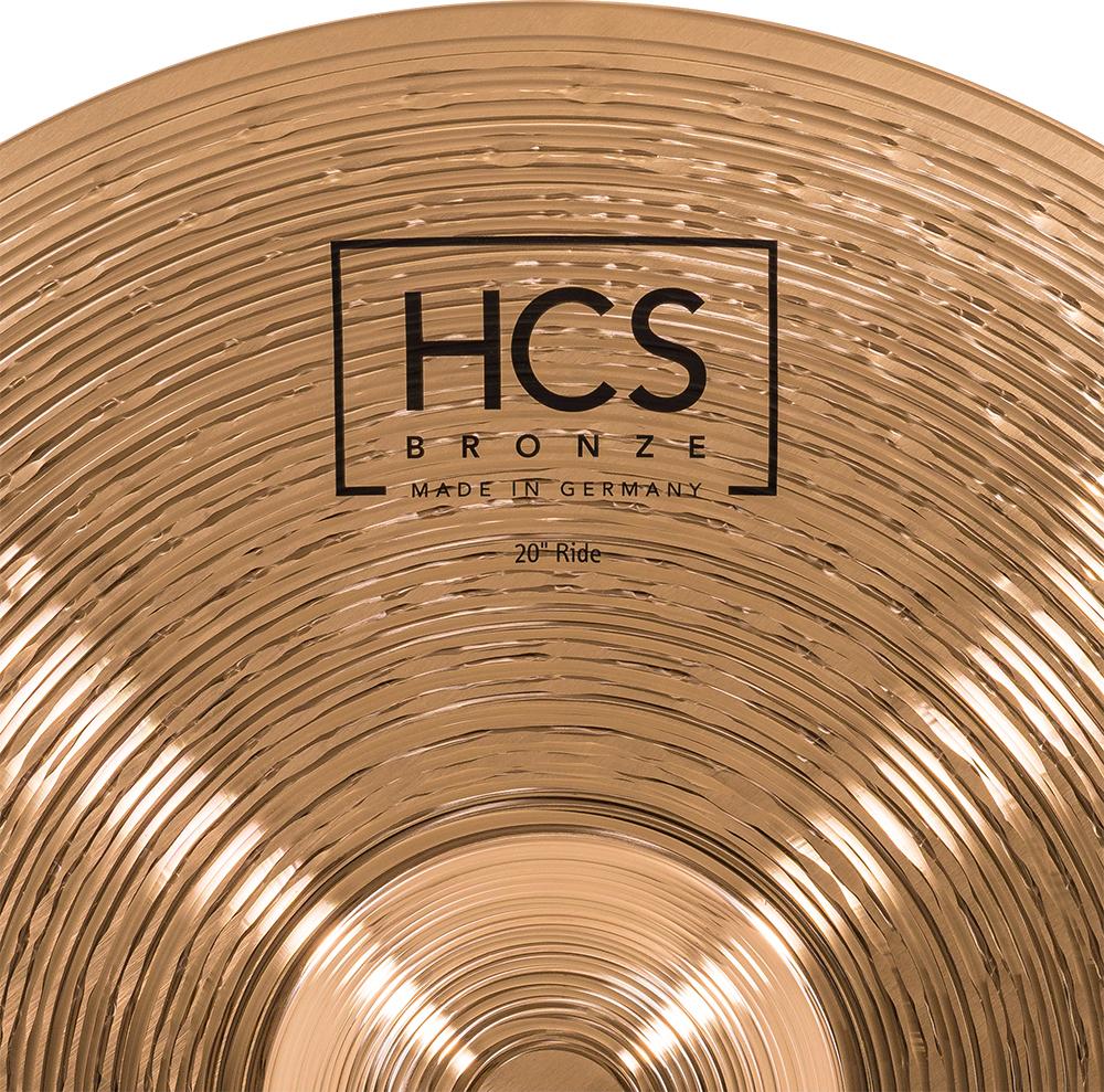 Meinl Cymbals HCSB20R