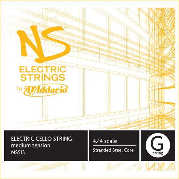 D'Addario Orchestral NS513 G