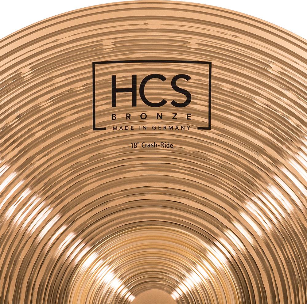 Meinl Cymbals HCSB18CR