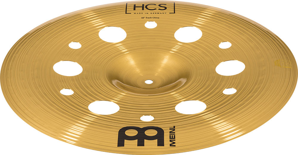 Meinl Cymbals HCS18TRCH