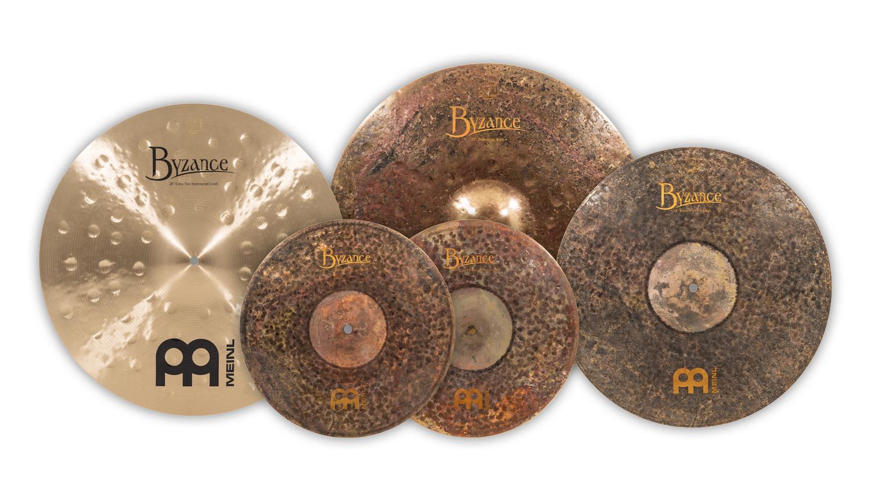 Meinl Cymbals MJ401+18