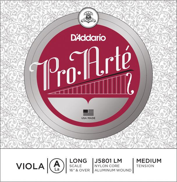 D'Addario Orchestral J5801LM