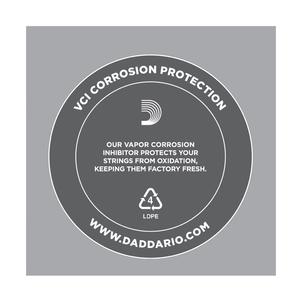 D'Addario PL013 Plain Steel Guitar Single String, .013