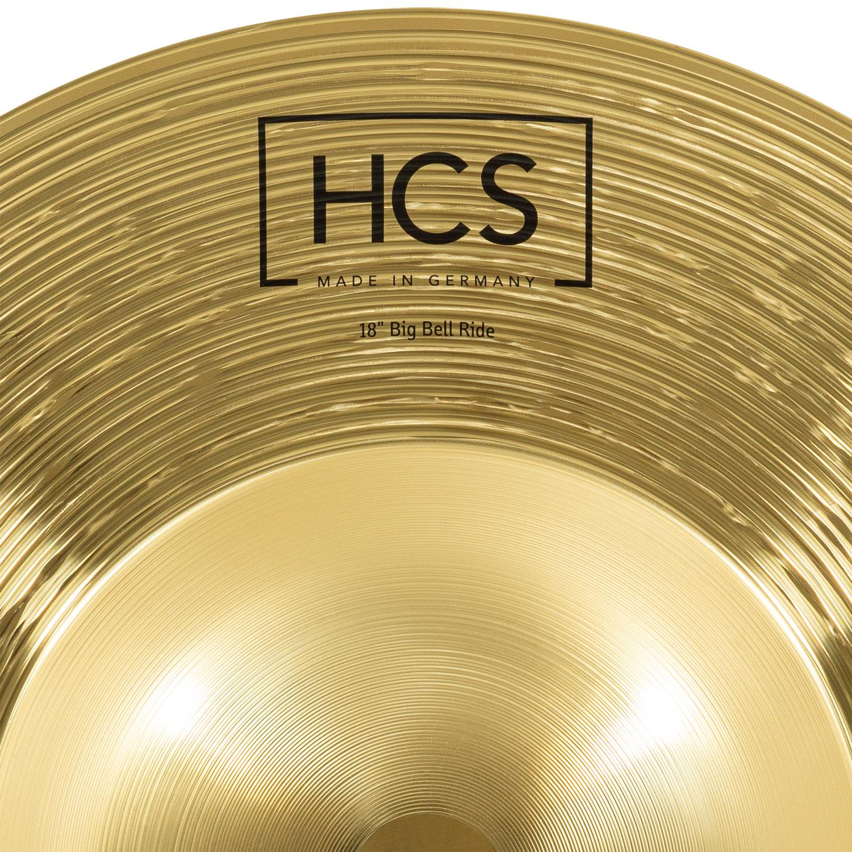 Meinl Cymbals HCS18BBR