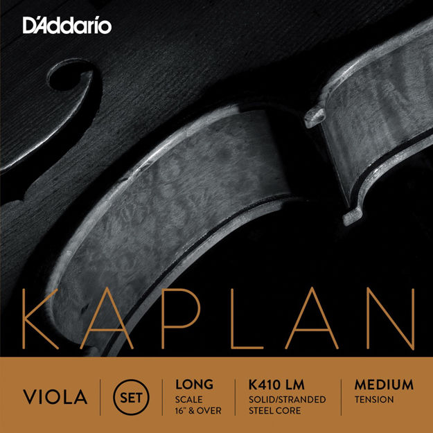 D'Addario Orchestral K410LM