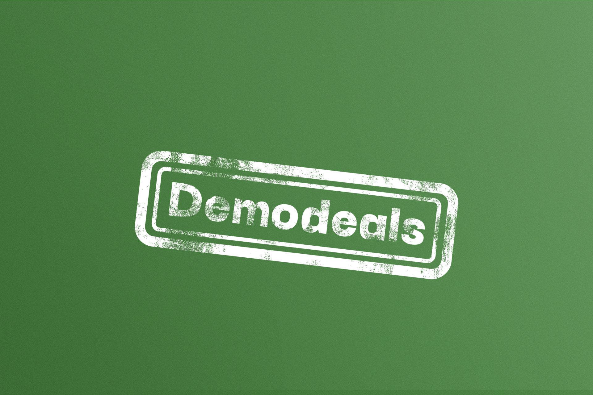 Bilde for kategori Demodeal