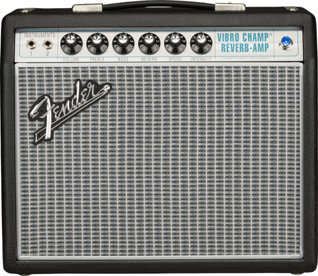Fender '68 Custom Vibro Champ® Reverb, 230V EU