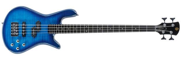 Spector Legend 4 Standard, Blue Stain