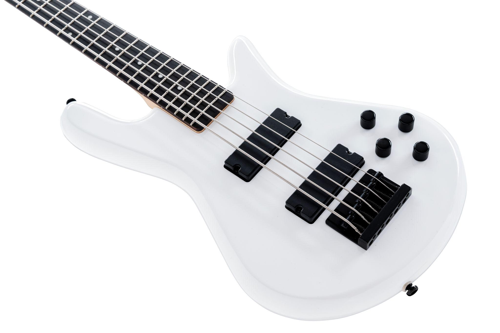 Spector Performer 5, White