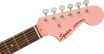 Squier FSR Classic Vibe '60s Jaguar in Shell Pink with Matching Headstock