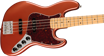Fender Player Plus Jazz Bass, Maple Fingerboard, Aged Candy Apple Red