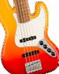 Fender Player Plus Jazz Bass V, Pau Ferro Fingerboard, Tequila Sunrise