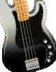 Fender Player Plus Precision Bass, Maple Fingerboard, Silver Smoke