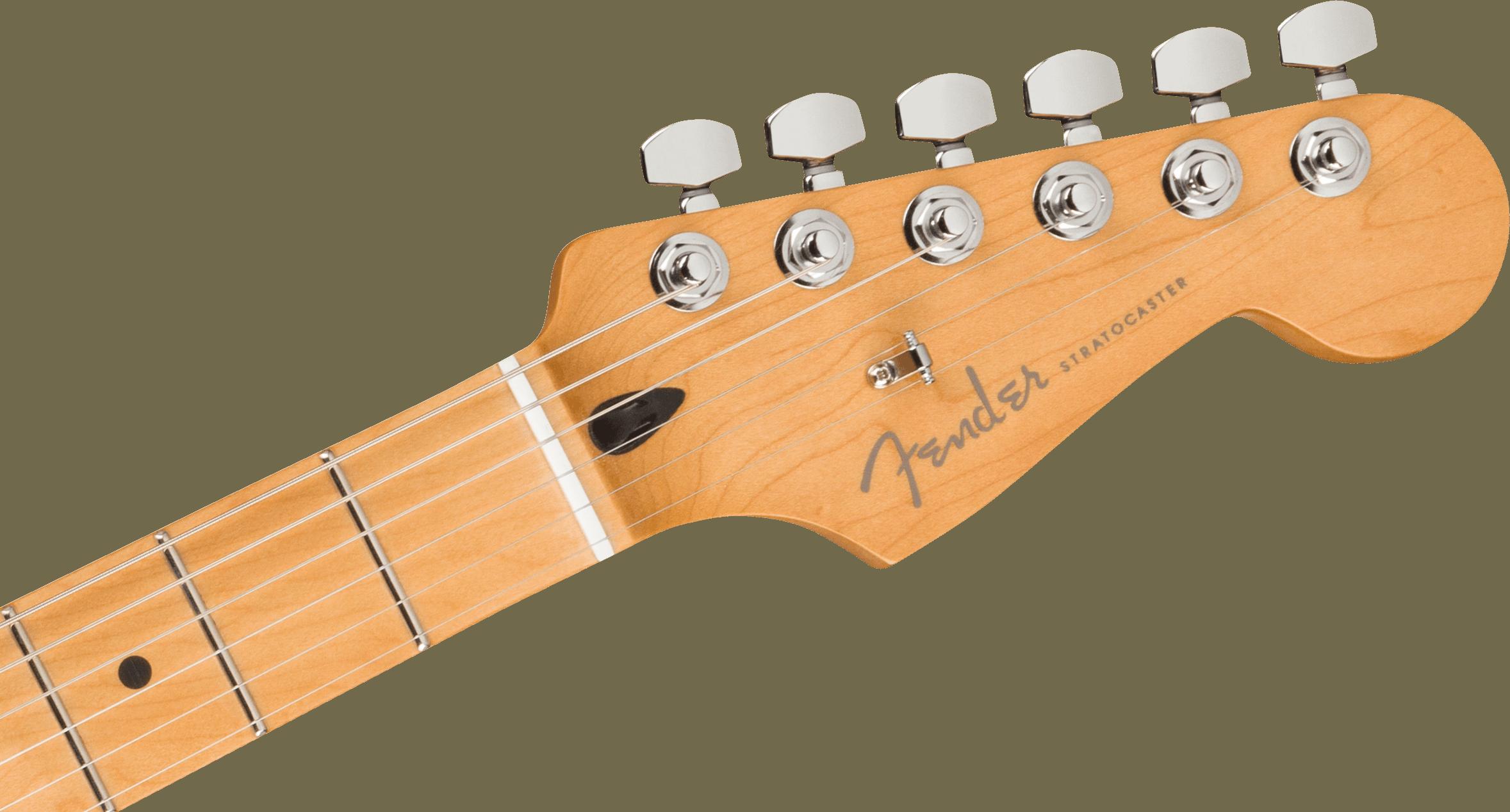 Fender Player Plus Stratocaster HSS, Maple Fingerboard, Cosmic Jade