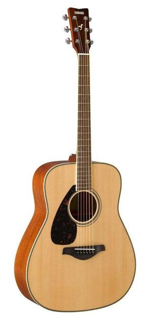 Yamaha FG820L MKII Left-Hand Acoustic Guitar