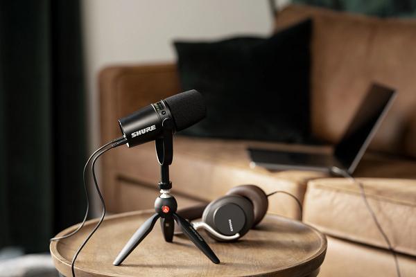 Shure MV7 Podcast Kit