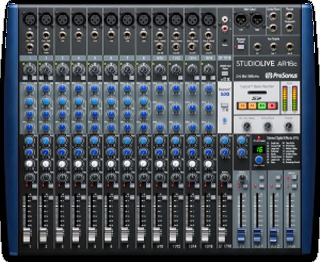PreSonus StudioLive AR16 C USB
