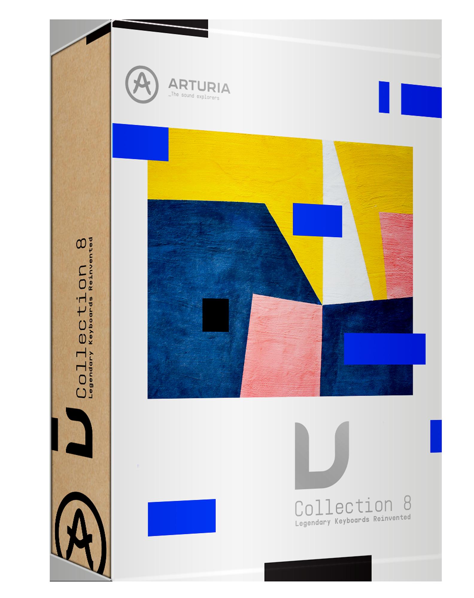 Arturia V-Collection-8 Downl.