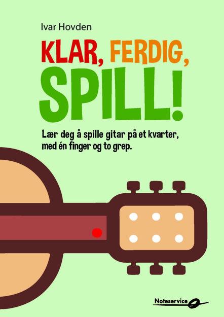 Klar Ferdig Spill - Gitarskole