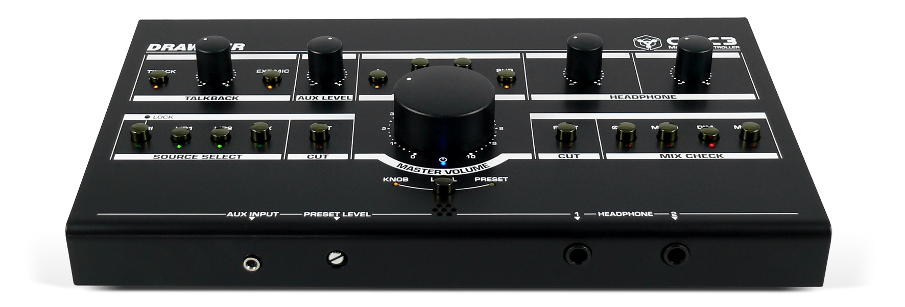 Drawmer Cmc3 Monitor Control