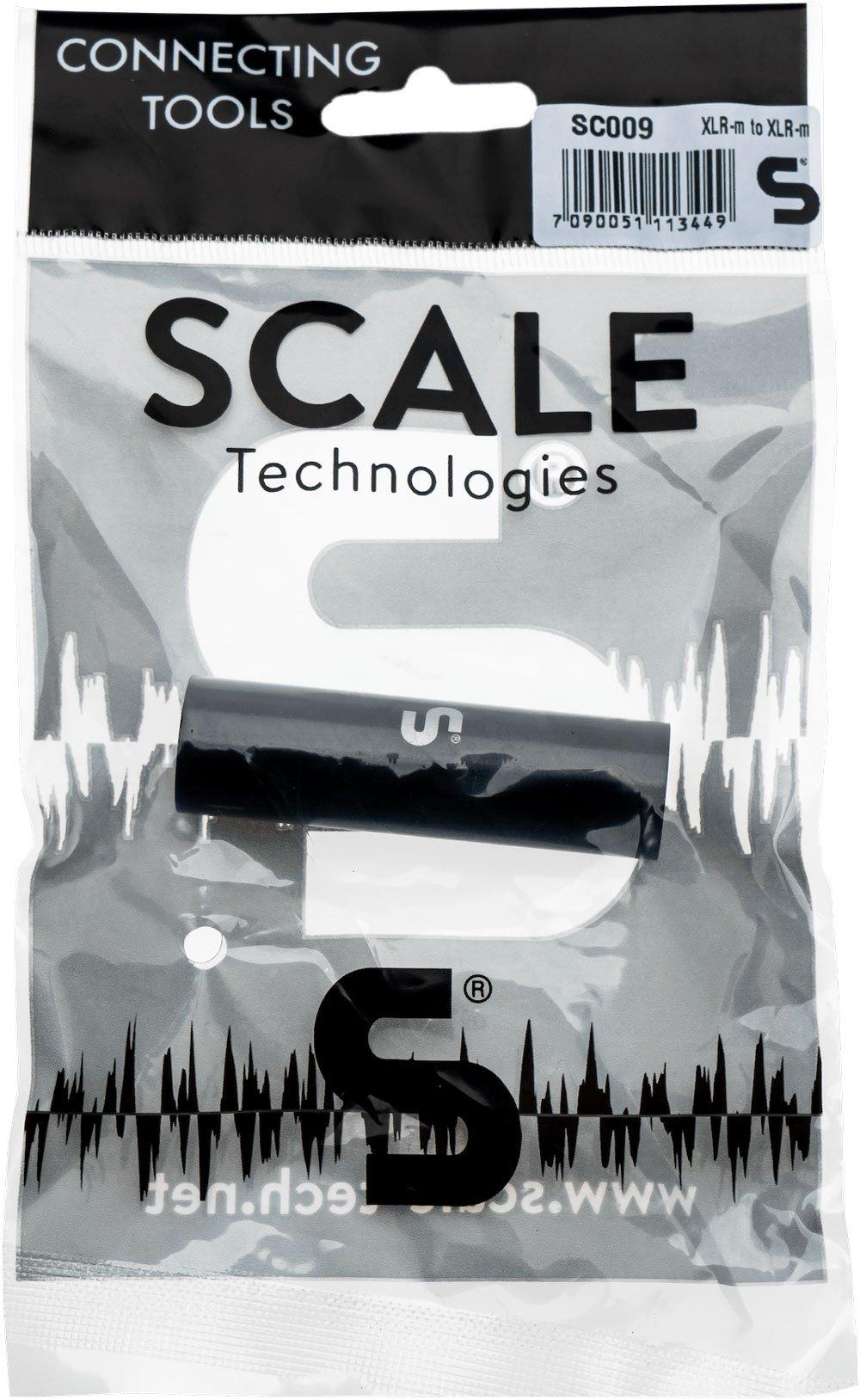 Scale Technologies SC009 - XLR Male to XLR Male Adapte