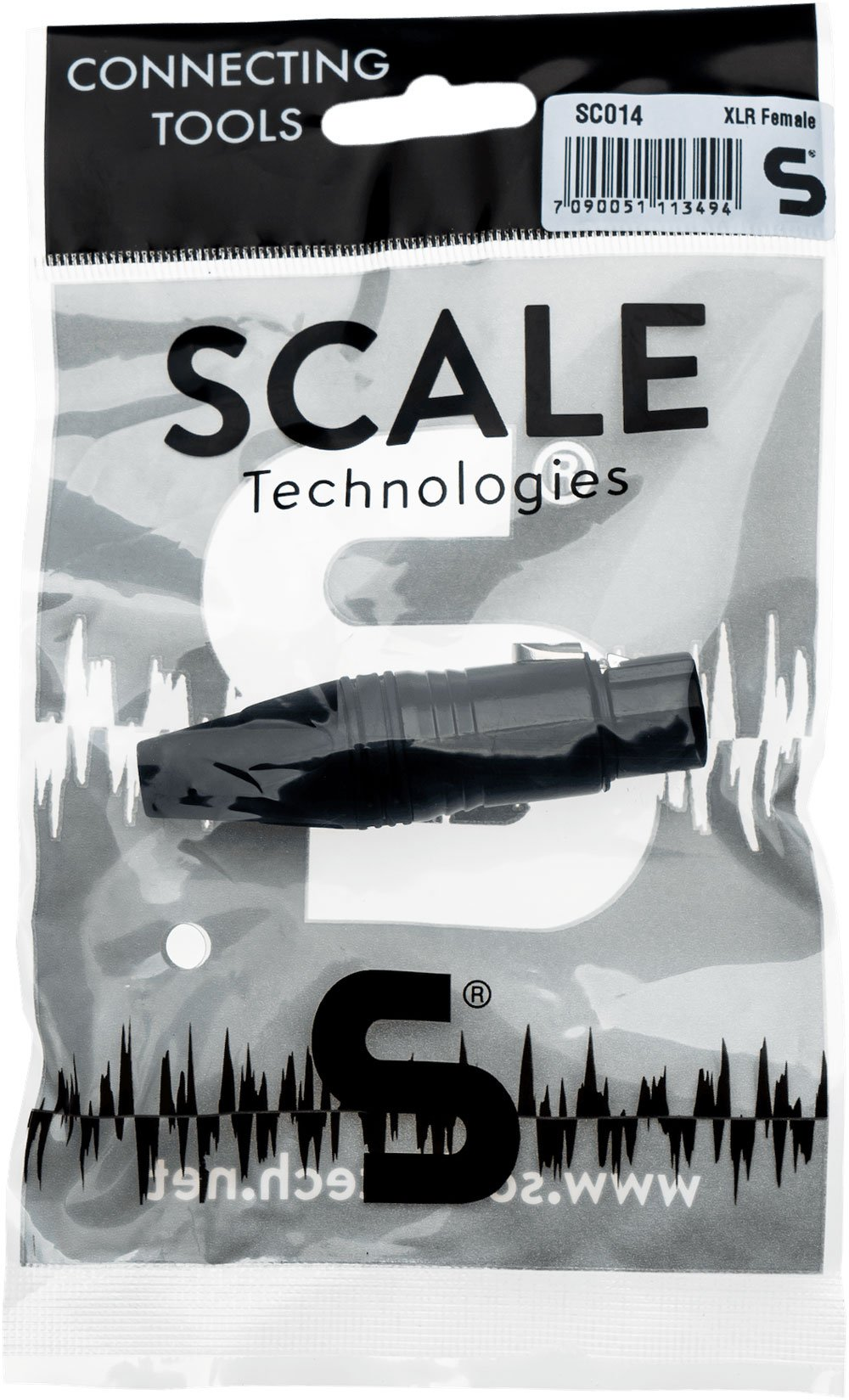 Scale Technologies SC014 - XLR female connector
