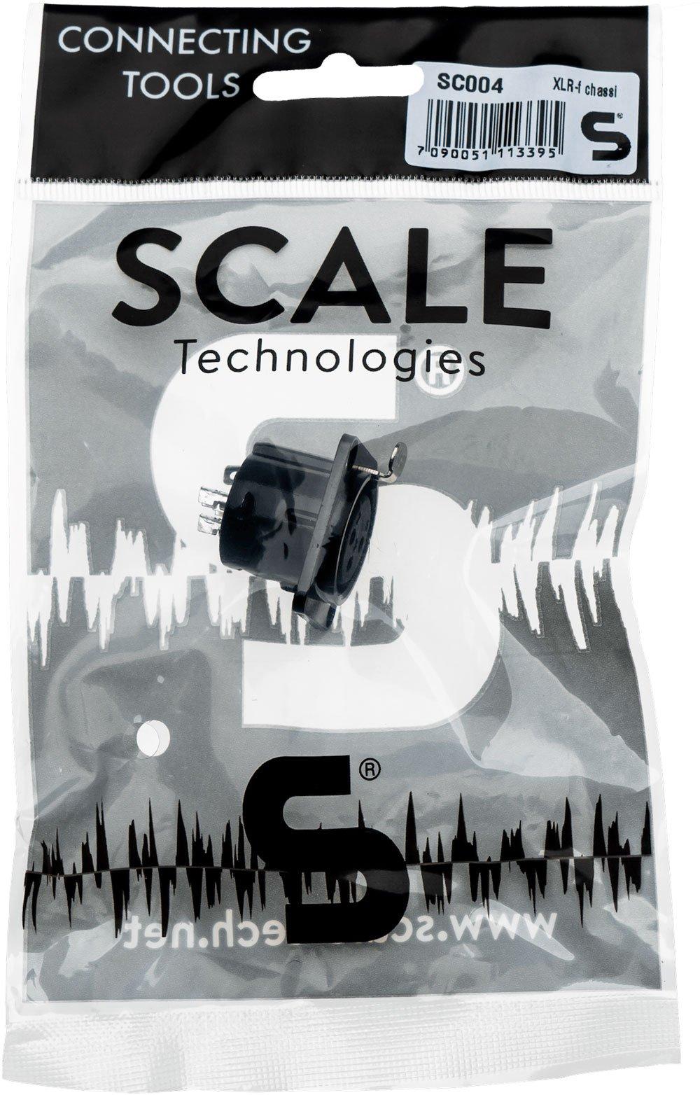 Scale Technologies SC004 - XLR Chassi Female