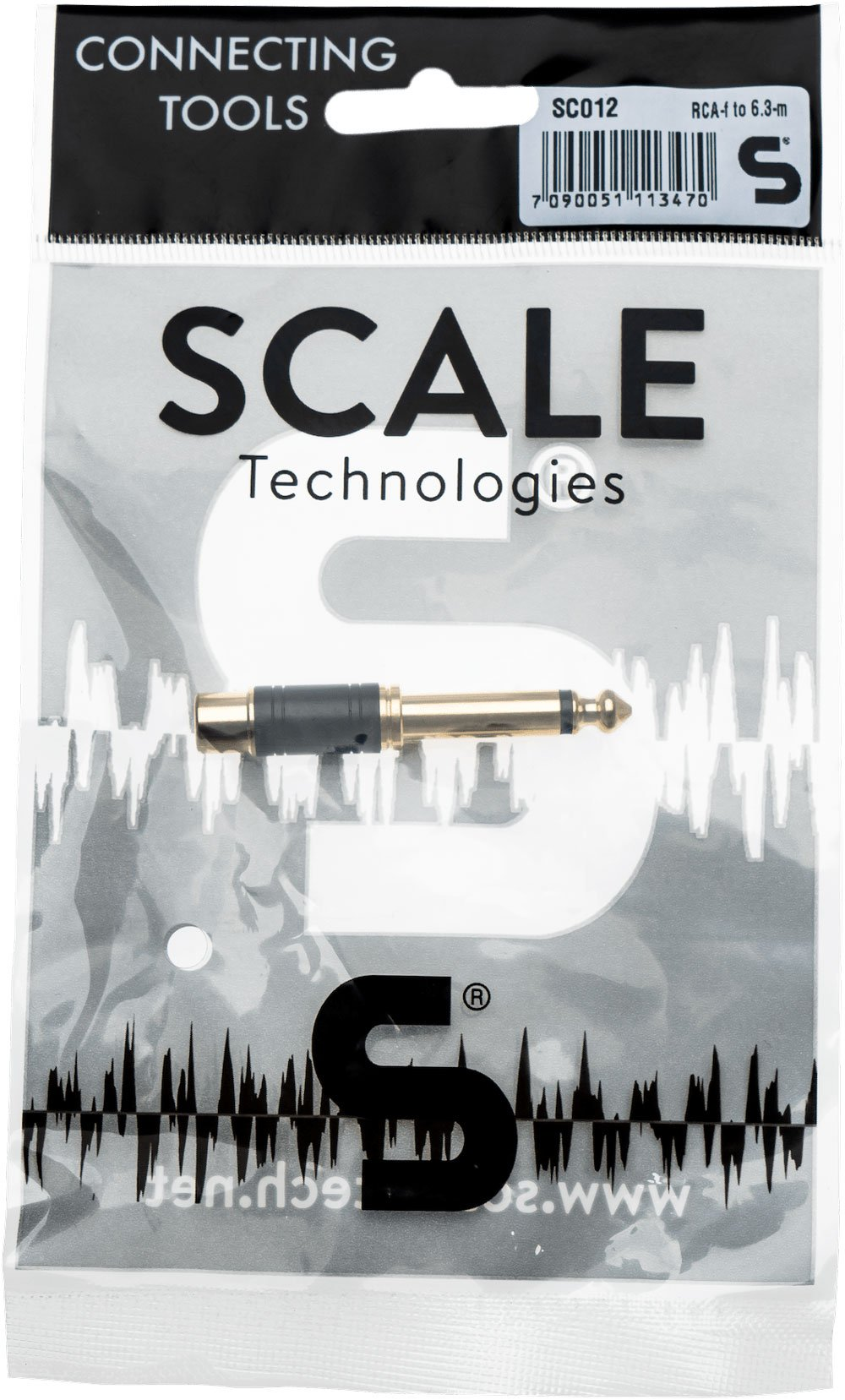 3m Adapter|Scale Technologies SC012 - RCA to Jack 6