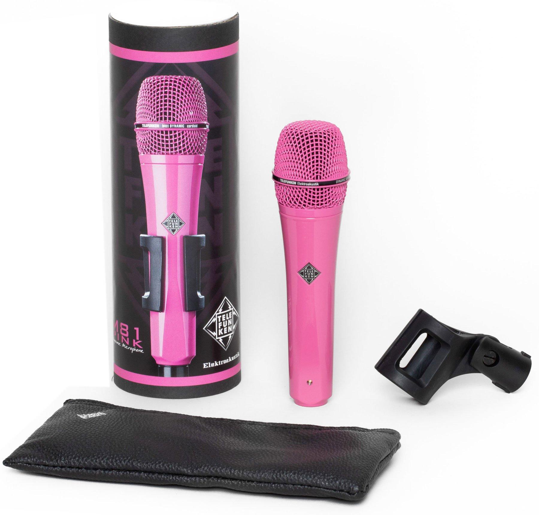 Telefunken M81 Pink