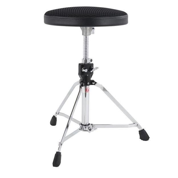 "Gibraltar 9708AST ""Skinny Top"" Drum Throne 9000 Series"
