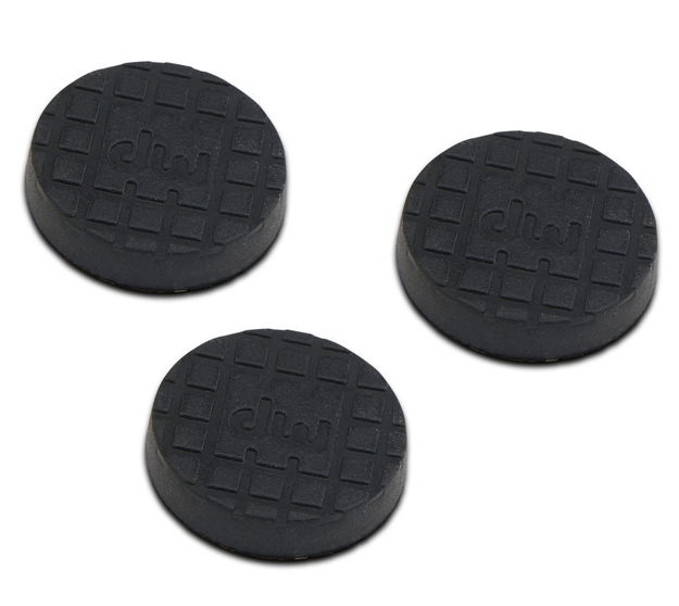Drum Workshop Pedal accessory Rubber pads - DWSP2225