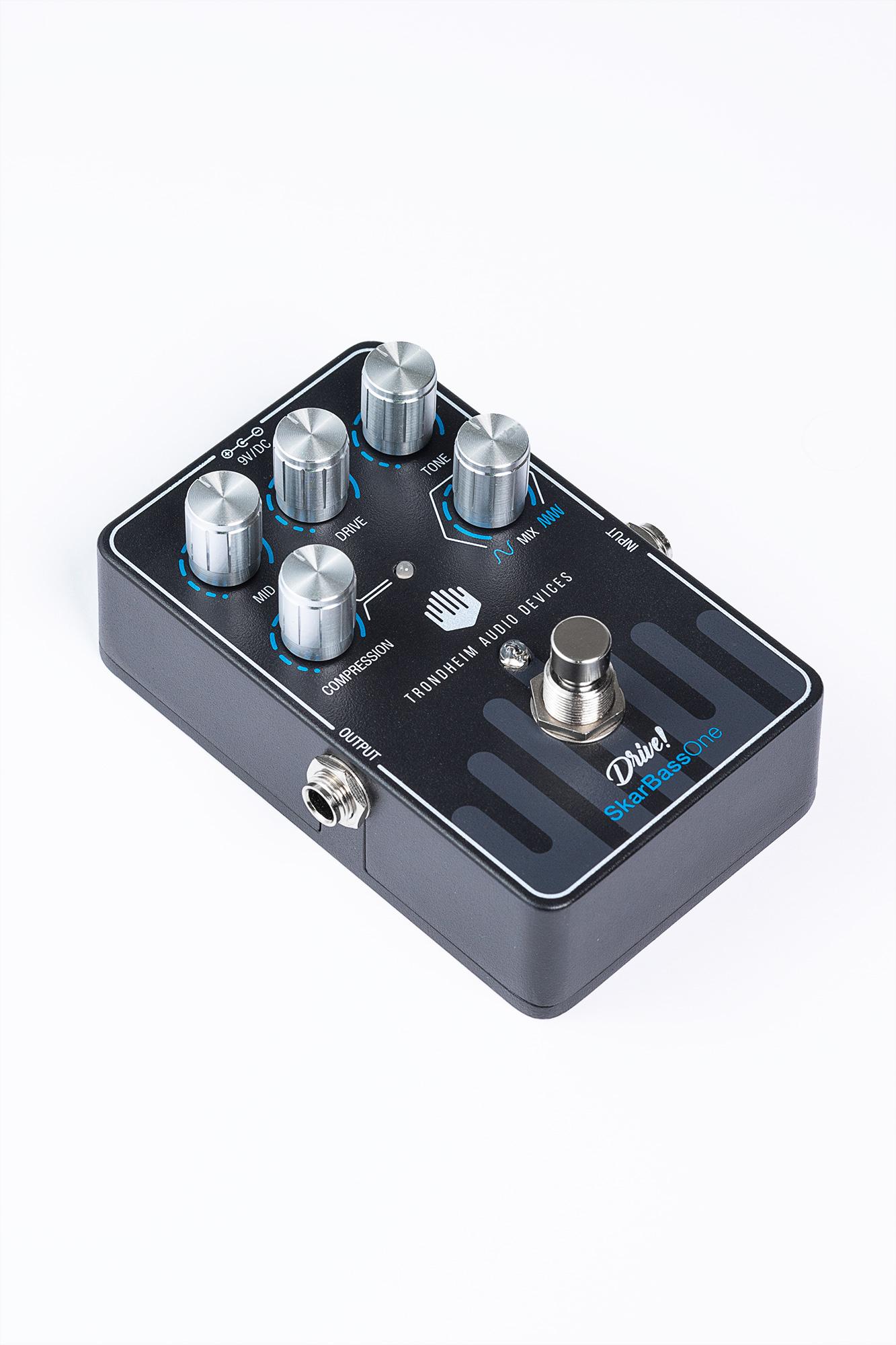 SkarBassOne Analog Bass Processor