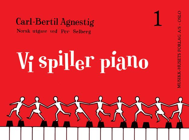Vi spiller piano 1