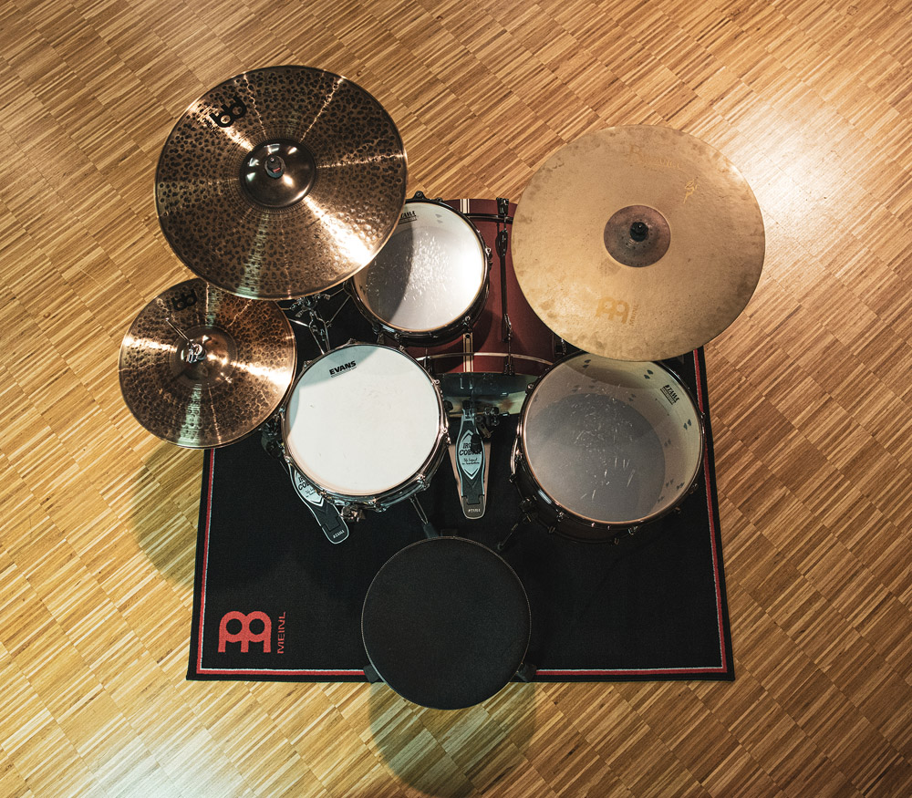 Meinl Percussion MDRS-BK