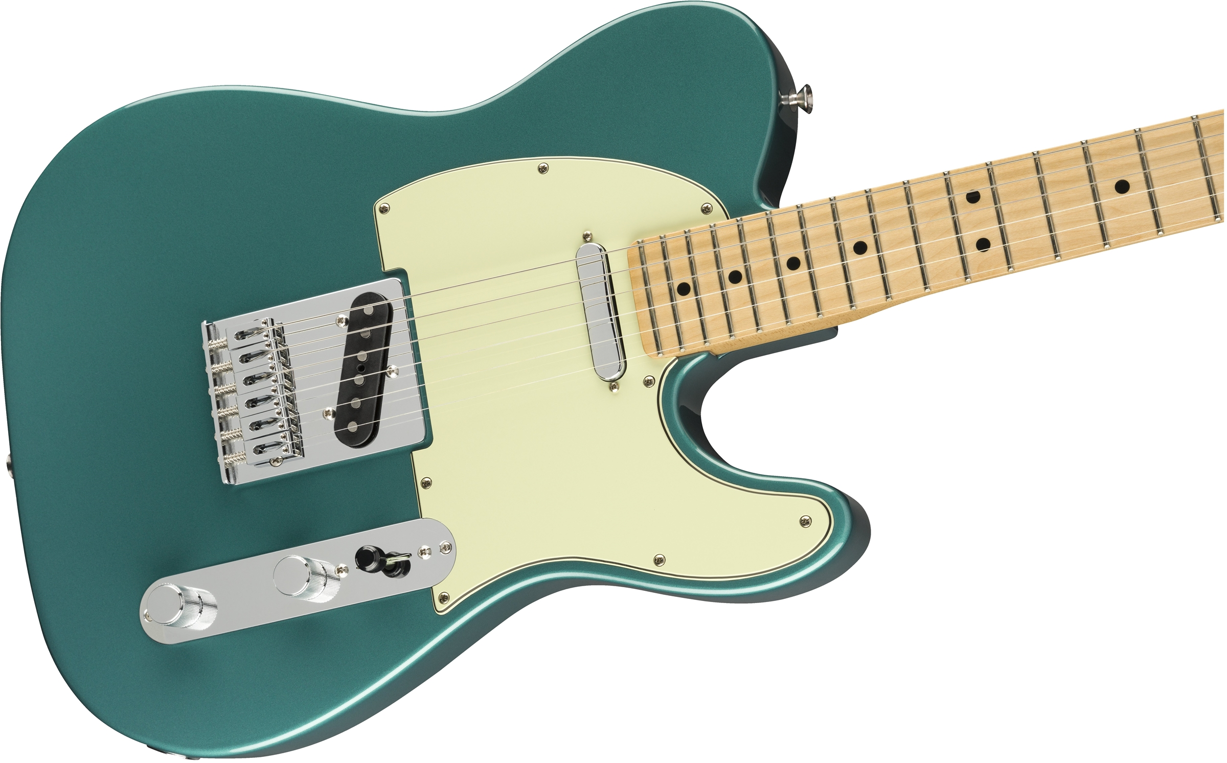 Fender 2019 Limited Edition Player Telecaster, Maple Fingerboard, Ocean Turquoise