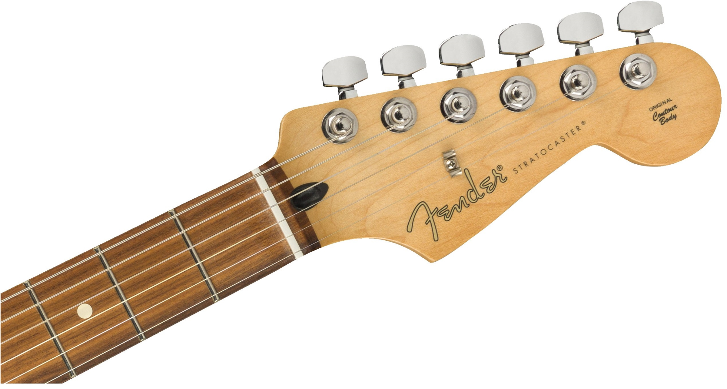 Fender Limited Edition Player Stratocaster in Sherwood Green Metallic
