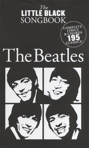 Beatles - The Little Black Songbook (tekster og akkorder)