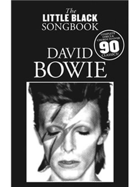 The Little Black Songbook: David Bowie