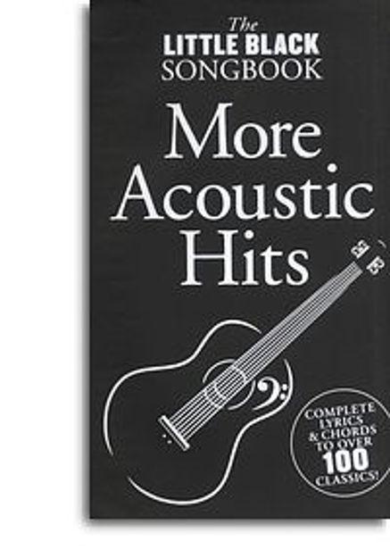 More Acoustic Hits - The Little Black Songbook (tekster og akkorder)