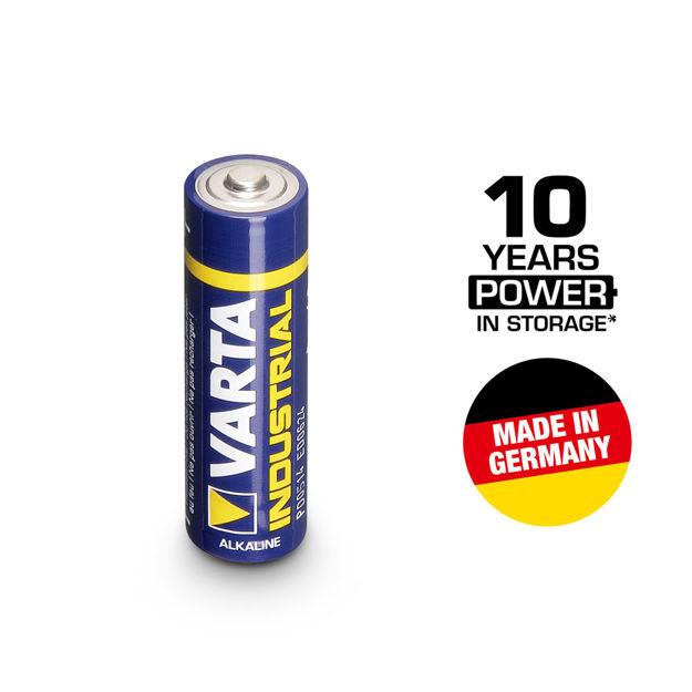 VARTA Batterien Industrial 4006