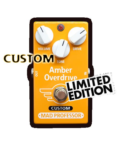 Mad Professor Amber Overdrive Custom for Bass