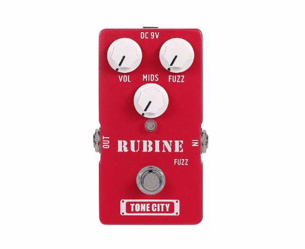 Tone City Rubine Fuzz