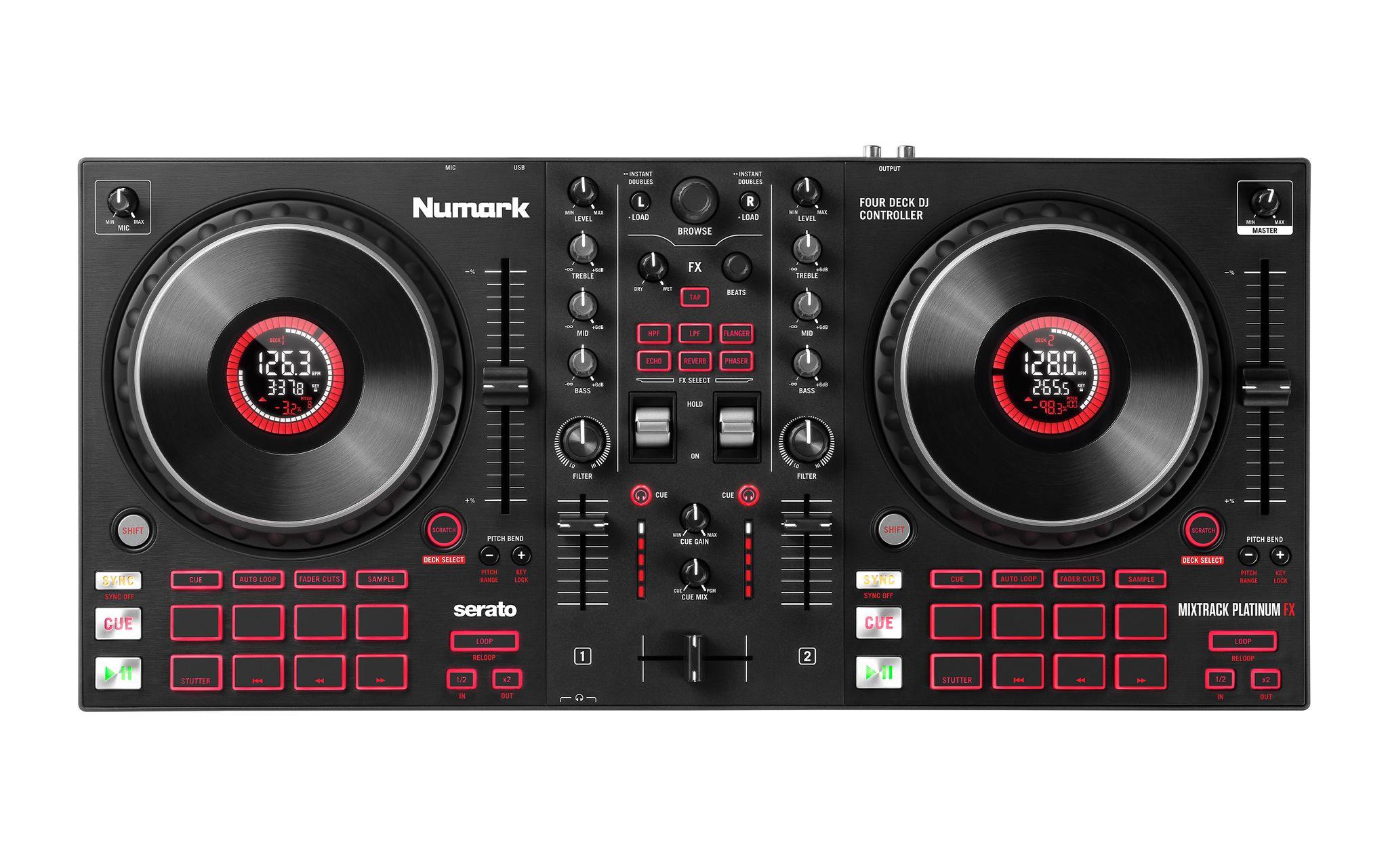 Numark Mixtrack-Platinum Controller
