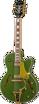 Epiphone Emperor Swingster Forest Green Metallic