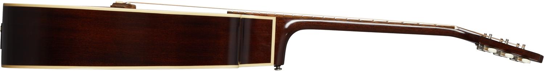 Epiphone J-45 EC All Solid Wood Aged Vintage Sunburst Gloss