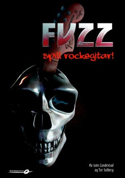 Fuzz - Spill rockegitar m/CD - Lundestad, Solberg