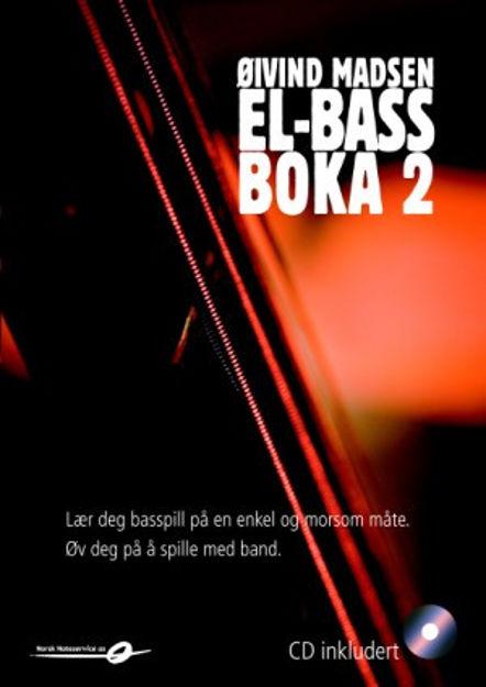 Elbassboka 2 + CD - Madsen